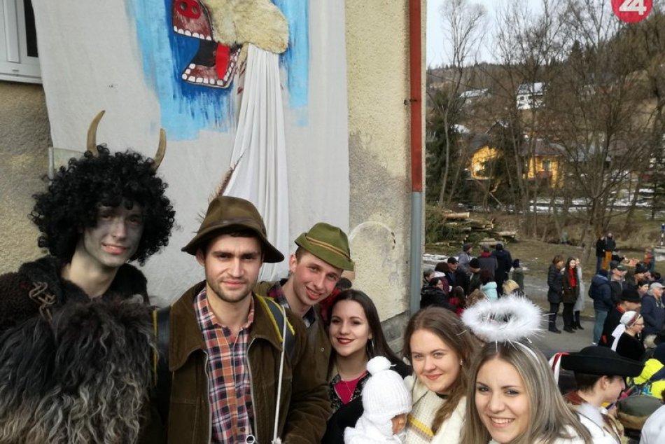 Fašiangy v Čiernom Balogu
