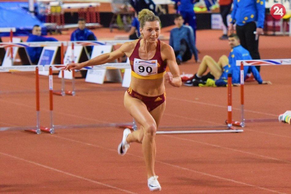 FOTO z halových MSR v atletike