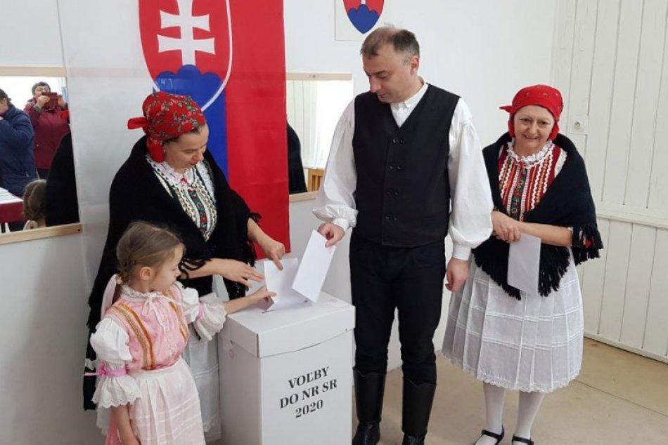 Mesto Nesvady prežíva prvé voľby vo svojej krátkej histórii
