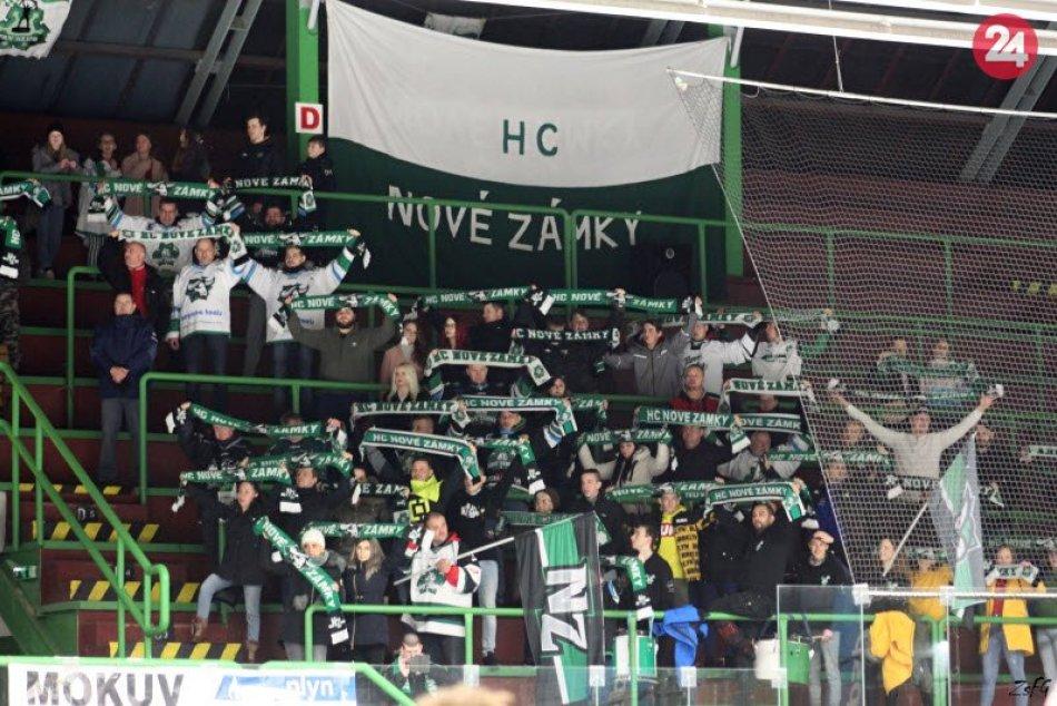HC Nové Zámky - HK Nitra 2:3 pp