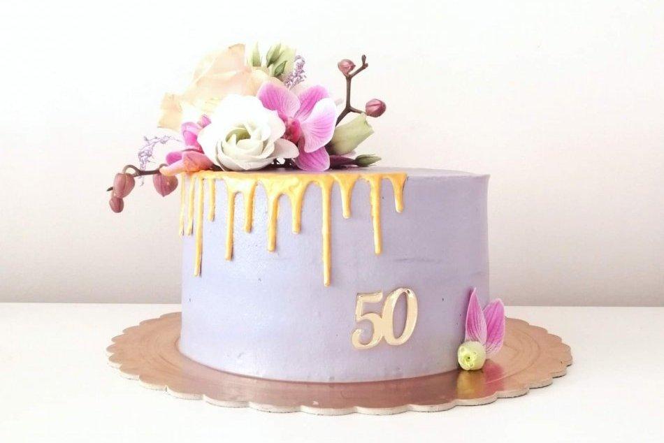 V OBRAZOCH: Talentovaná Revúčanka premieňa torty na hotové umelecké diela
