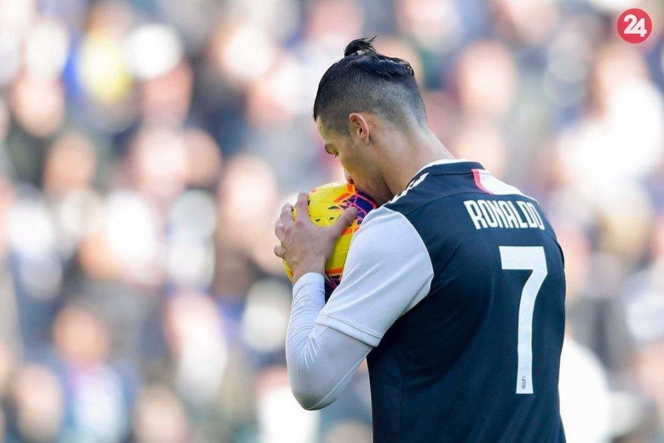 Ronaldo je v karanténe