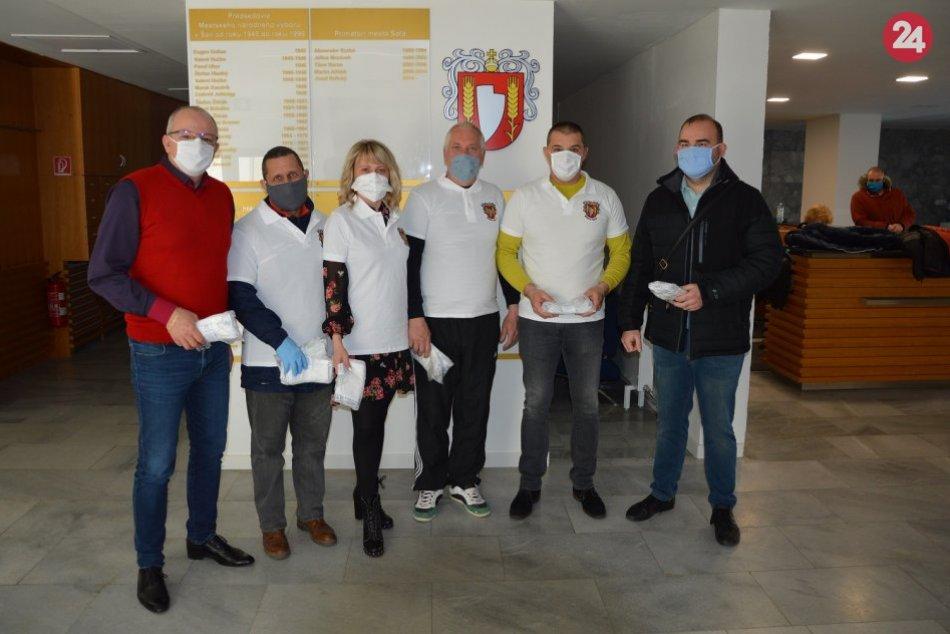 Koronavírus: Predstavitelia mesta Šaľa o súčasnej situácii