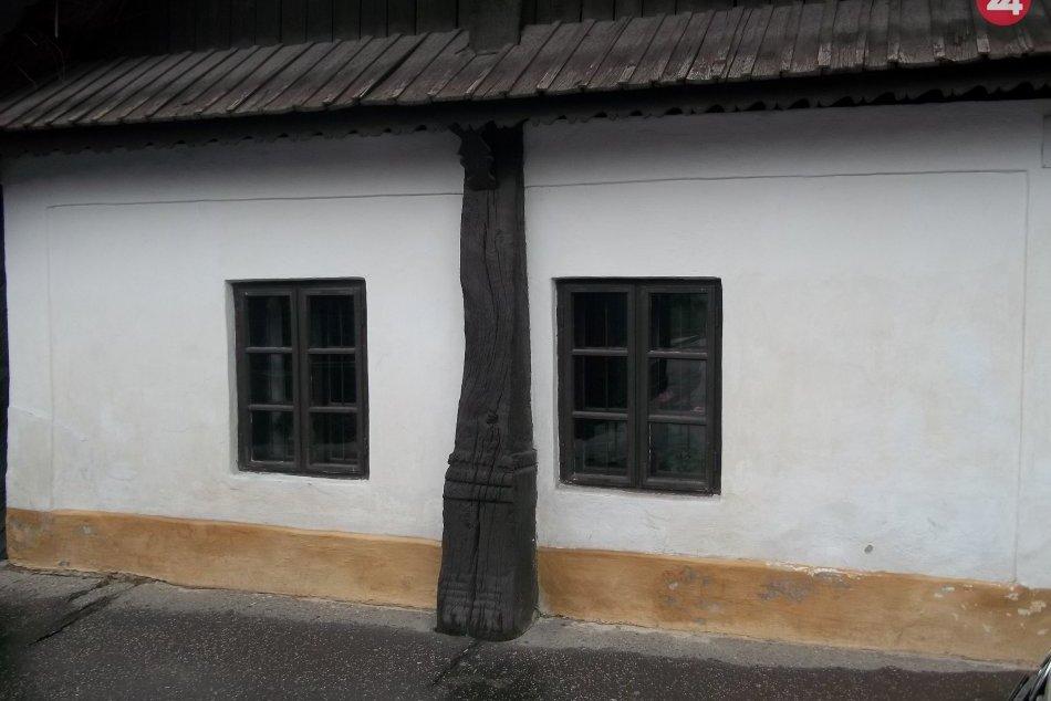 Dávny skvost v centre Šale: Poznáte históriu roľníckeho domu Kunovcov?