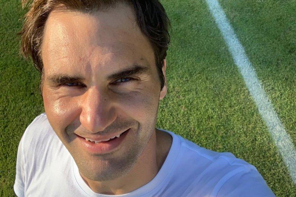 Federer daroval milión