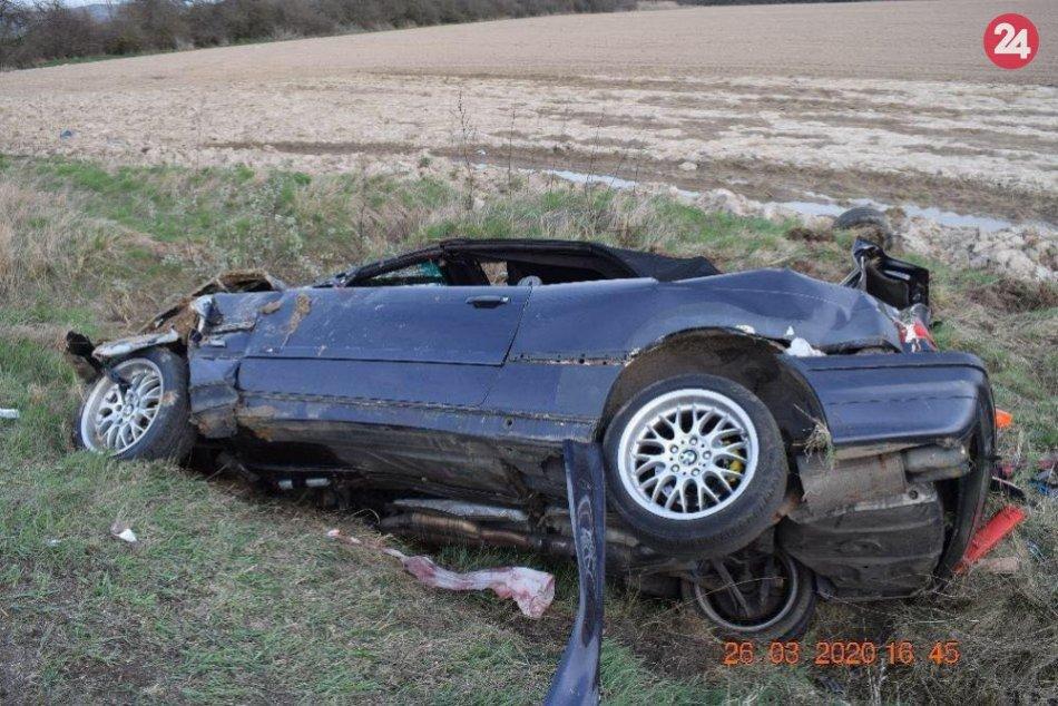 Polícia vyšetruje dopravnú nehodu pri Lučenci