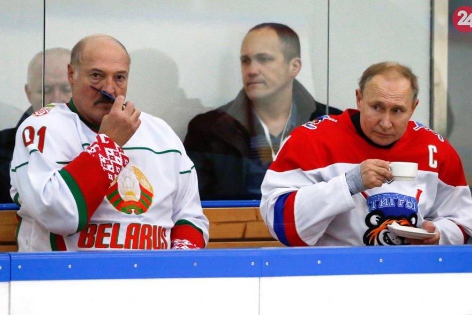 Lukašenko popiera koronavírus