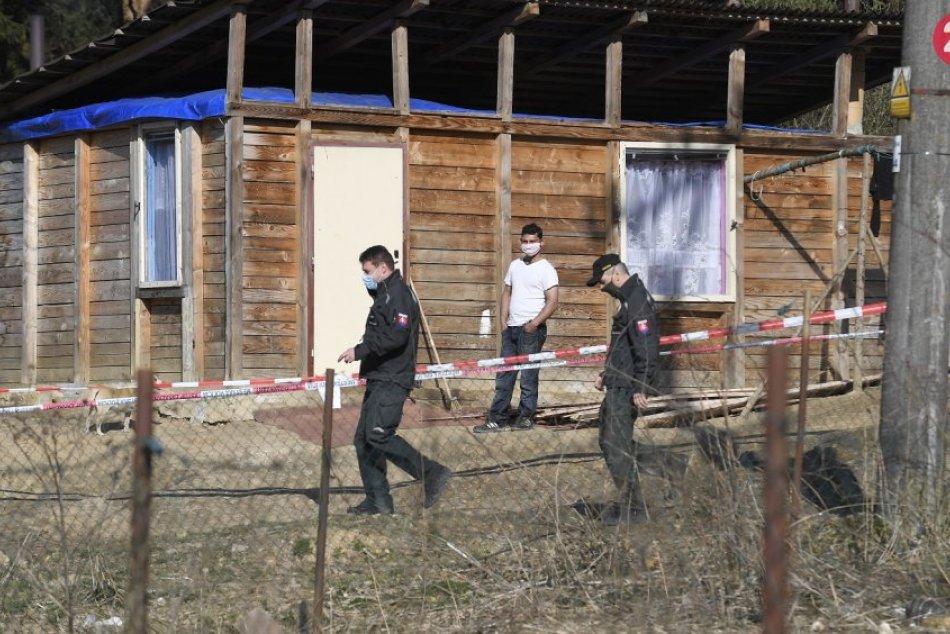 Opatrenia a testovanie na koronavírus v rómskych osadách