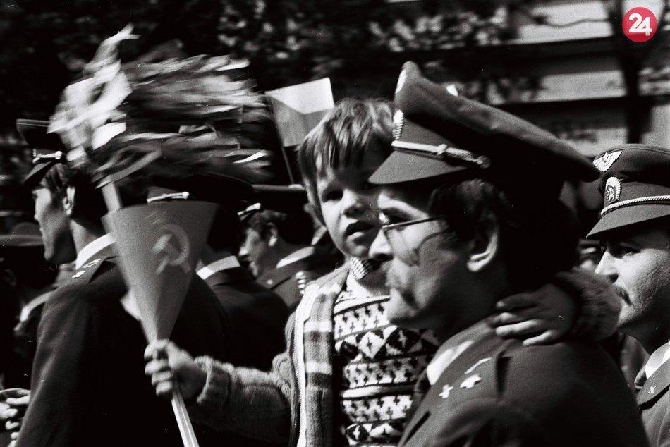 Prvomájové oslavy v Československej republike