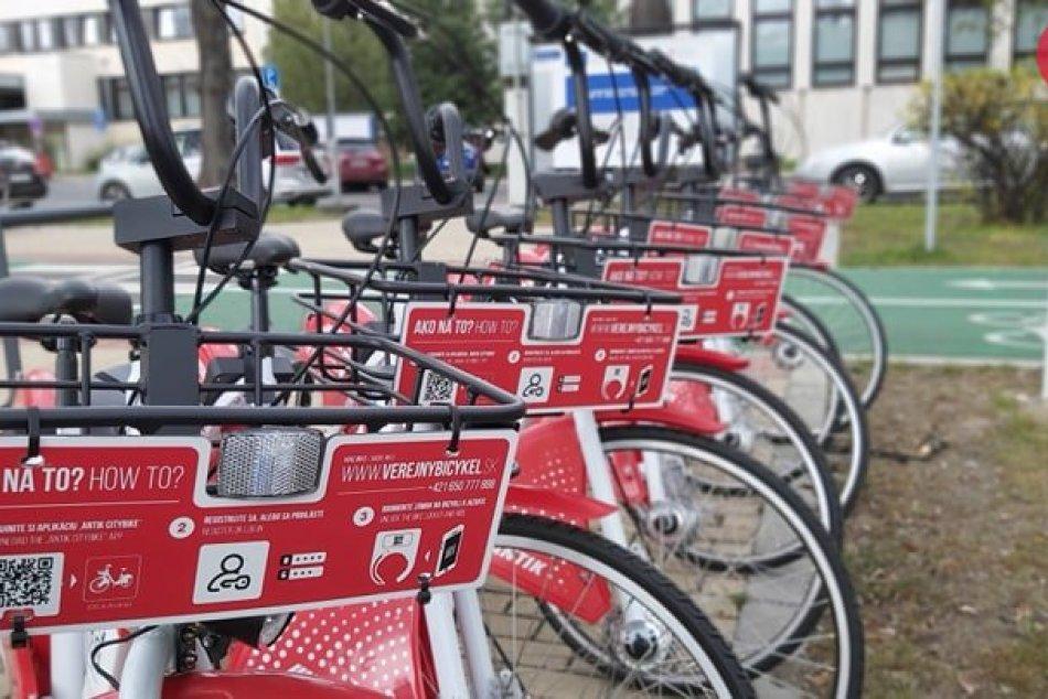 Bikesharing sa vracia do Popradu