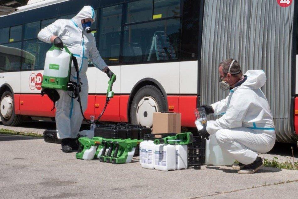 V OBRAZOCH: MHD v Bystrici sa od pondelka vráti do prázdninového režimu