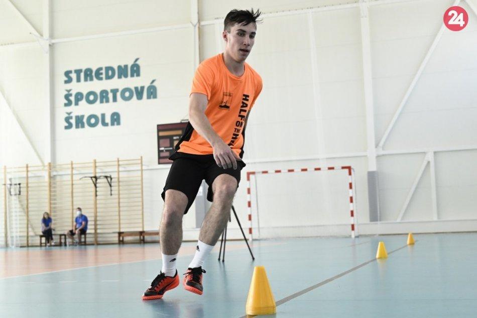 FOTO: Prijímacie skúšky na Hokejovú akadémiu v Trenčíne