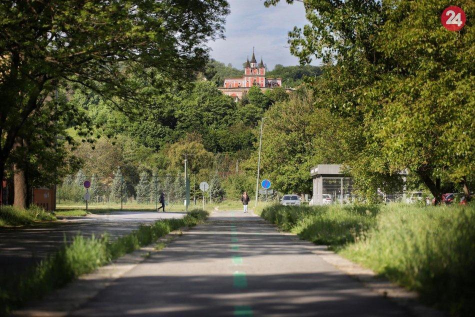 Obrazom: Nový cyklochodník Mlynský náhon v Prešove