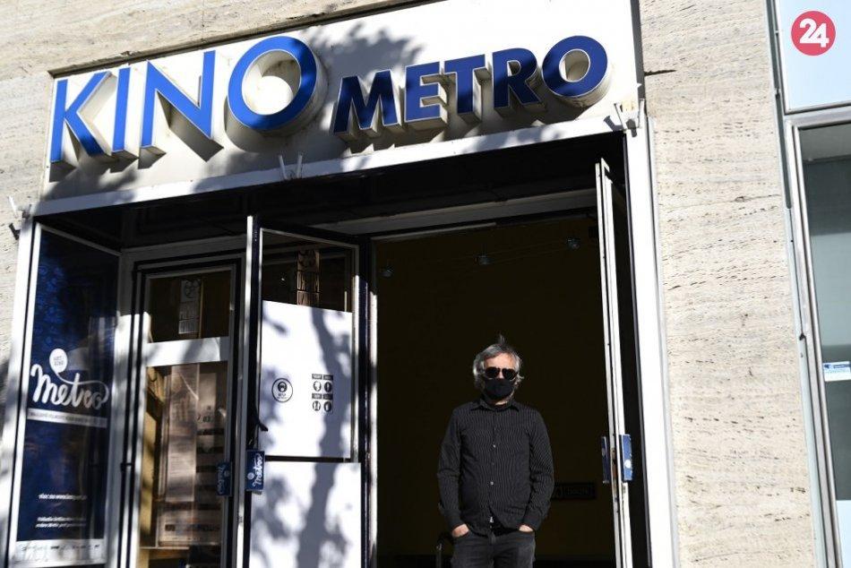 OBRAZOM: Kino Metro v Trenčíne opäť premieta