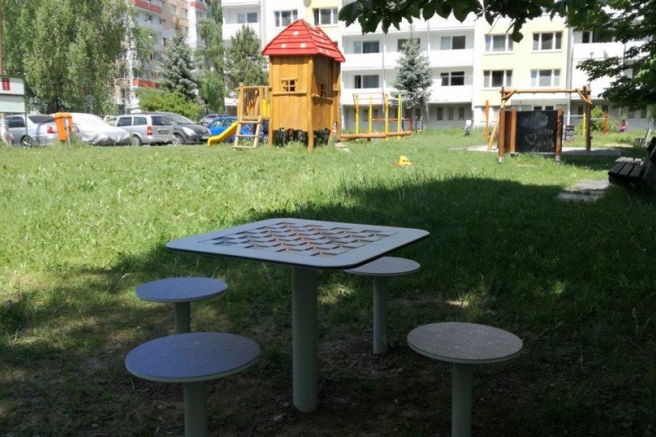 V OBRAZOCH: Detské ihriská v Bystrici prešli obnovou a údržbou