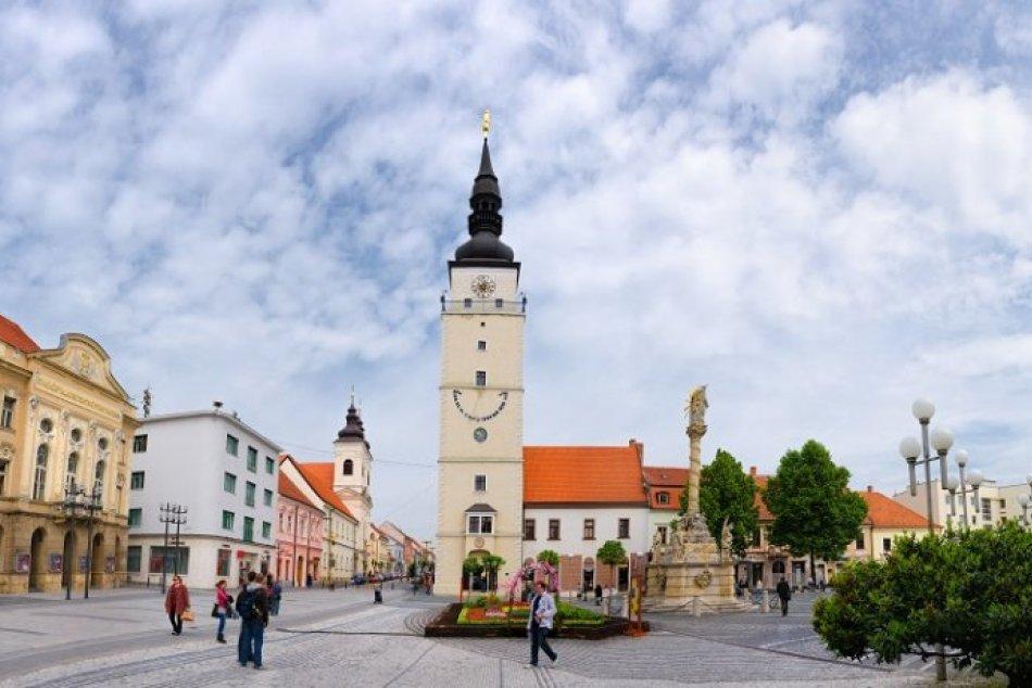 Mestská veža a Turistické informačné centrum v Trnave