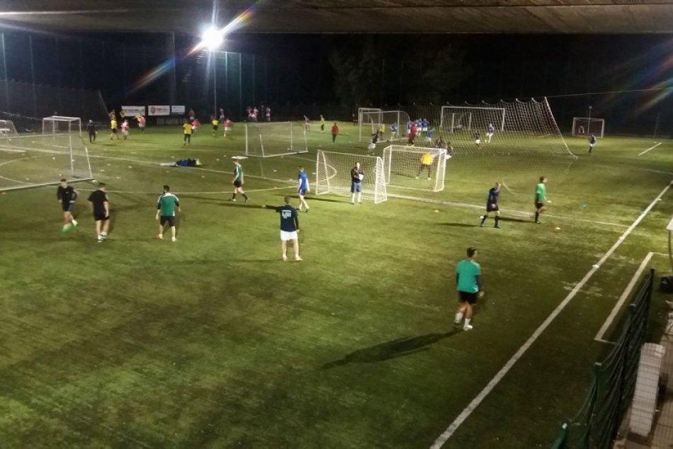 Do Humenného prichádza liga v malom futbale