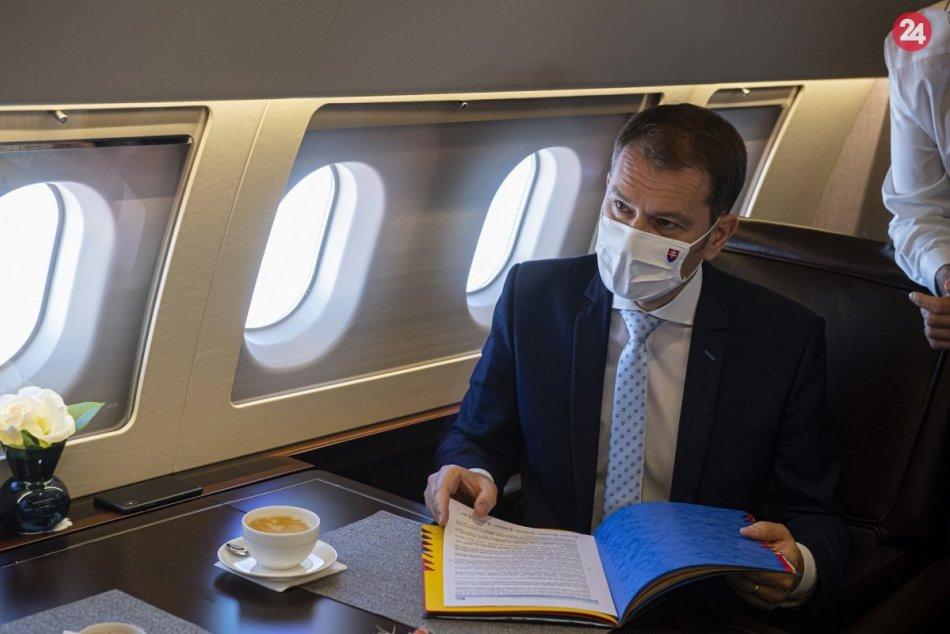 Prvá oficálna zahraničná cesta premiéra Igora Matoviča do Českej republiky