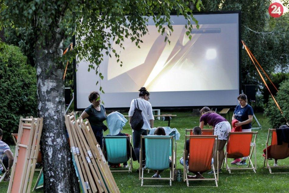 Letné kino Stupava