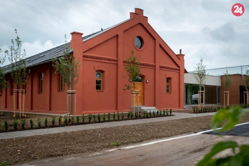 Materská škola v bývalých kasárňach je hotová, FOTO