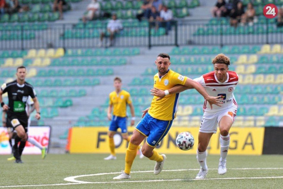 OBRAZOM: AS Trenčín - FK Pohronie 4:0