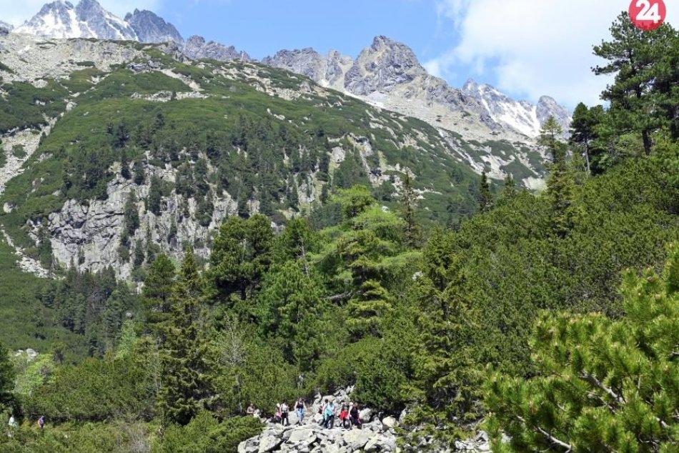 Dobrá správa pre milovníkov našich veľhôr: Tatranské chodníky sú otvorené