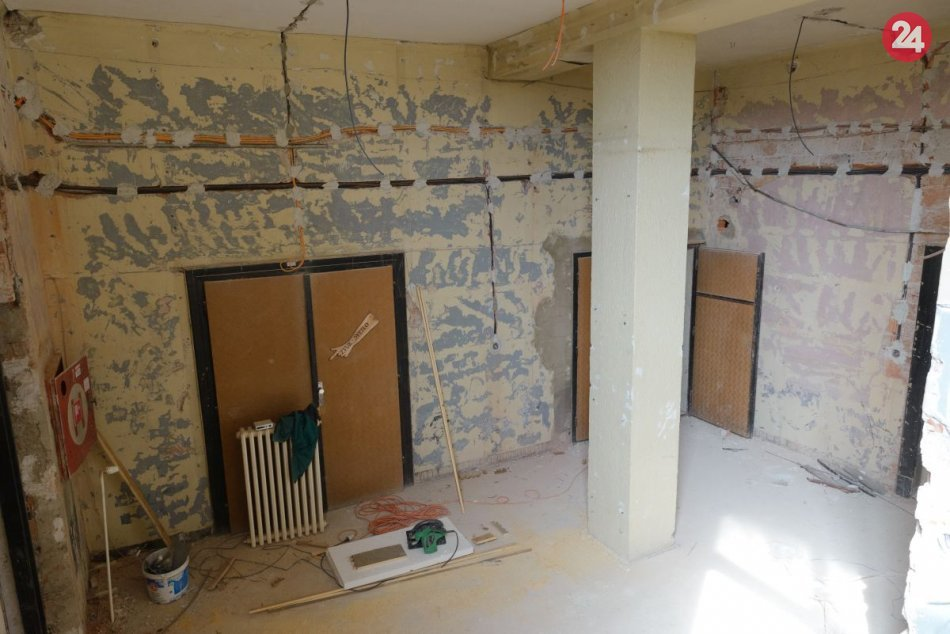 Staré divadlo prechádza rozsiahlou rekonštrukciou