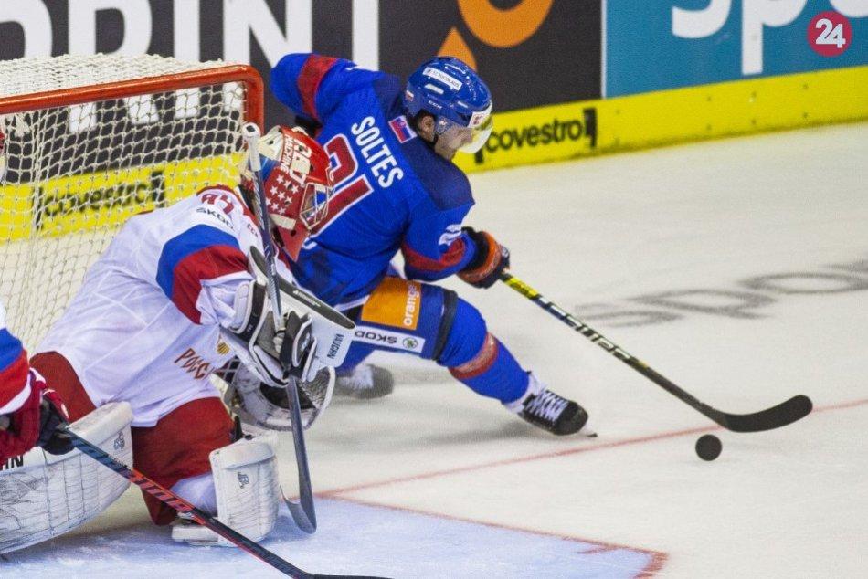 Hokejista Dávid Šoltés