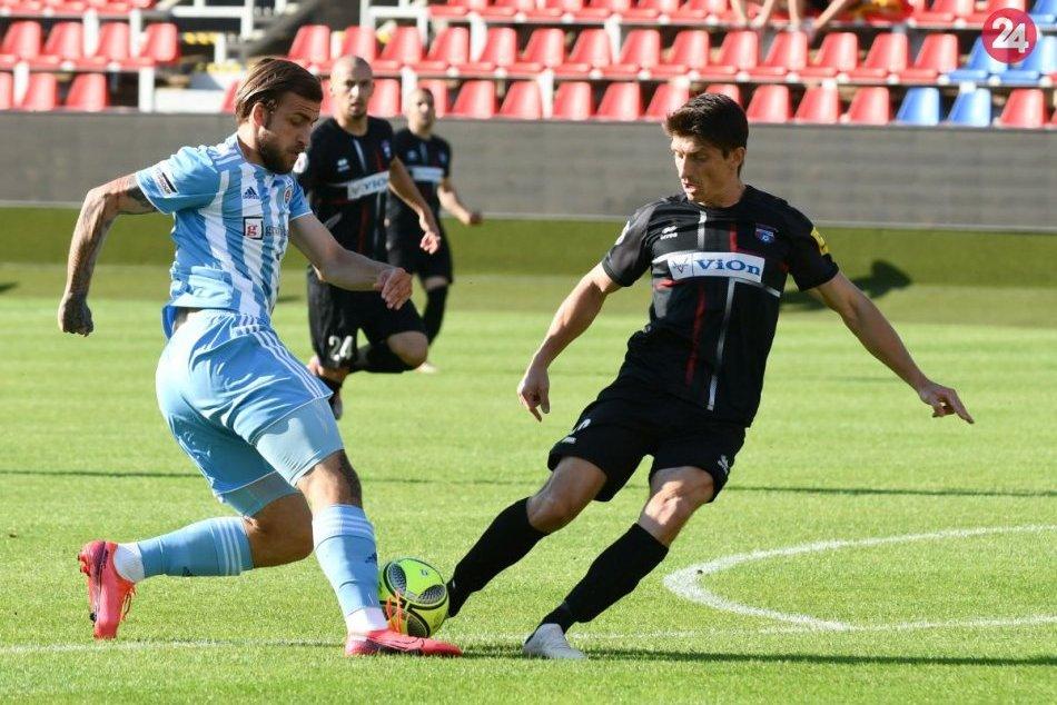 FC ViOn Zlaté Moravce-Vráble – ŠK Slovan Bratislava 0:2
