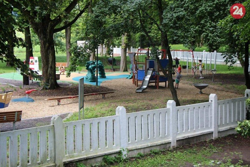 Detské ihrisko STRAND v Lučenci
