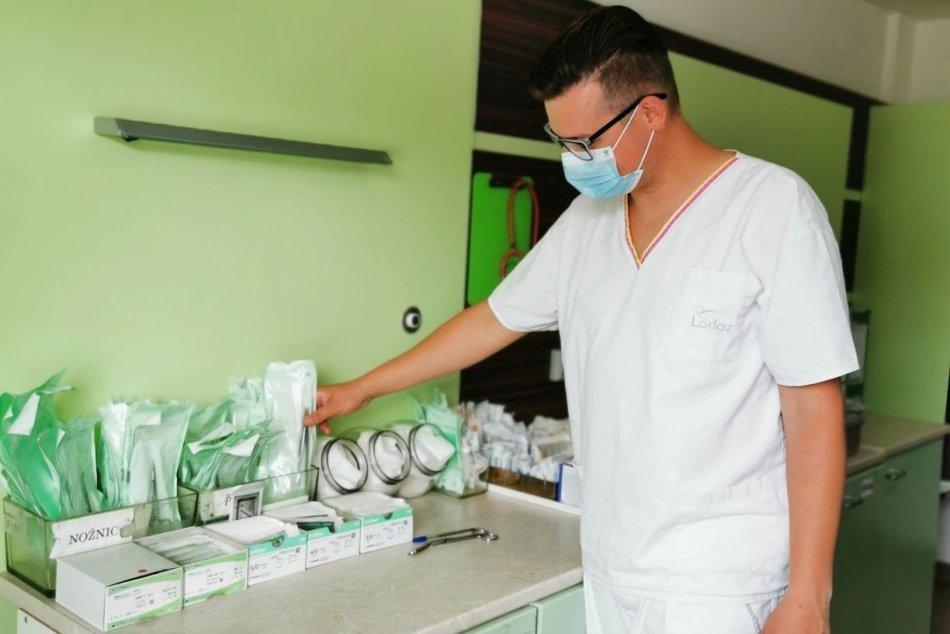 V OBRAZOCH: Urgent vo zvolenskej nemocnici