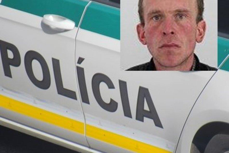 Obrazom: Polícia pátra po nezvestnom Jozefovi z Fintíc