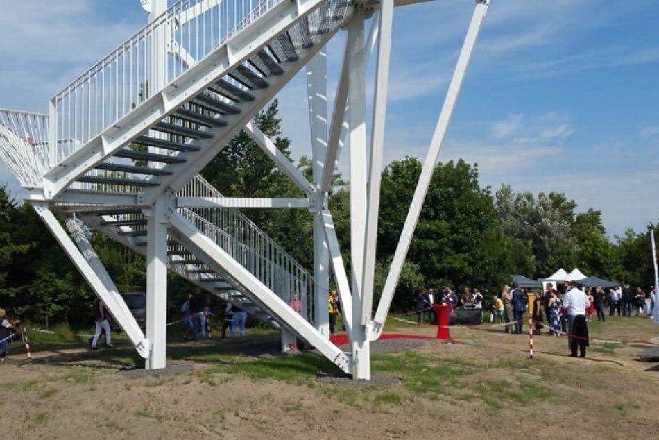 Vyhliadková veža na Devínskej Kobyle je otvorená