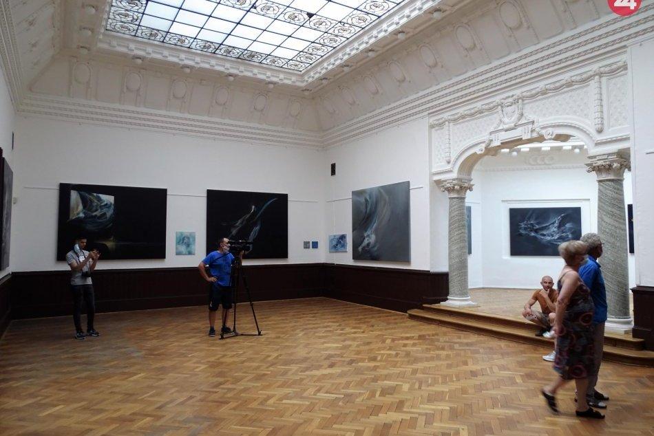 Obrazom: Andrássyho obrazáreň je otvorená