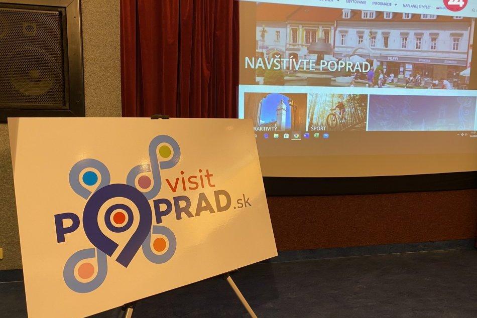 Predstavenie turistického systému a nového loga v Poprade