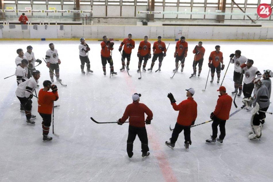 V OBRAZOCH: Začiatok letnej prípravy hokejistov HC'05 iClinic Banská Bystrica