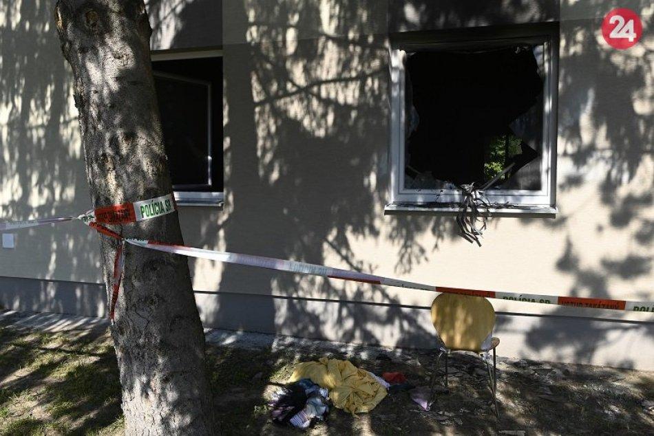 Požiar v domove dôchodcov v obci Zemianske Kostoľany si vyžiadal dve obete