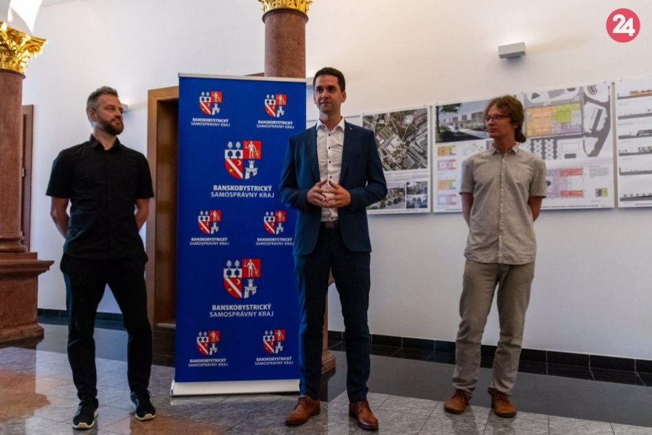 V OBRAZOCH: Budova bývalého gymnázia vo Zvolene dostane nový tvar aj využitie