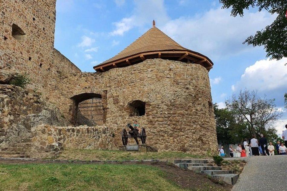 Fiľakovo hrad podhradie revitalizácia