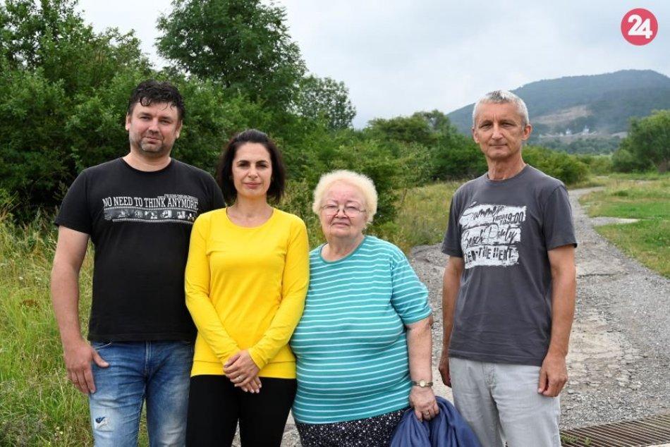 Ľudia pod Vtáčnikom sa búria proti rozšíreniu ťažby