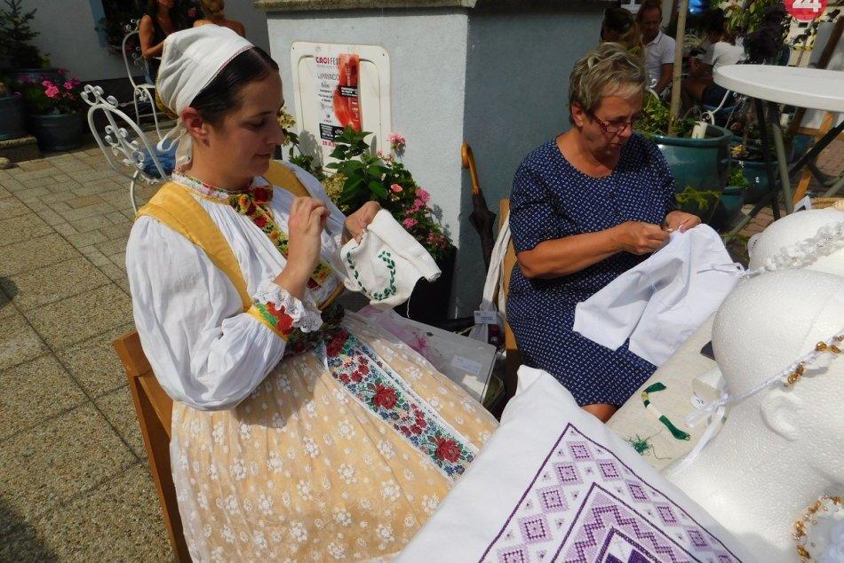 OBRAZOM: Prvý ročník festivalu remesiel v Bojniciach