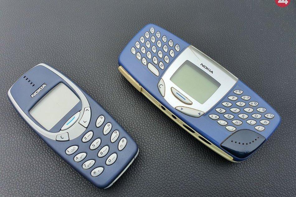Pred 20 rokmi bola predstavená Nokia 3310