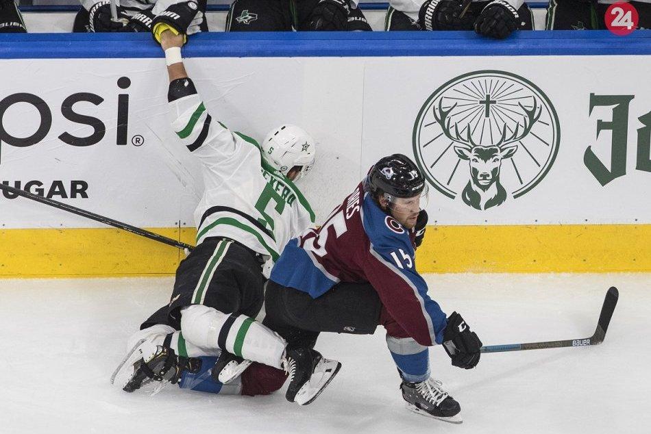 FOTO: Dallas Stars s Andrejom Sekerom postúpil do konferenčného finále NHL