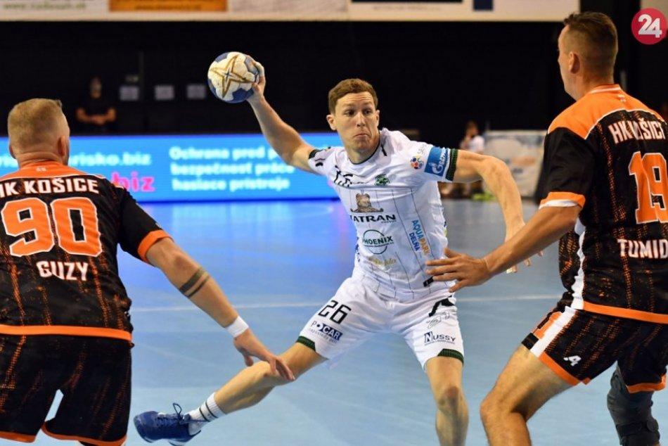 Obrazom: Prešov a Košice začali novú sezónu vzájomným derby