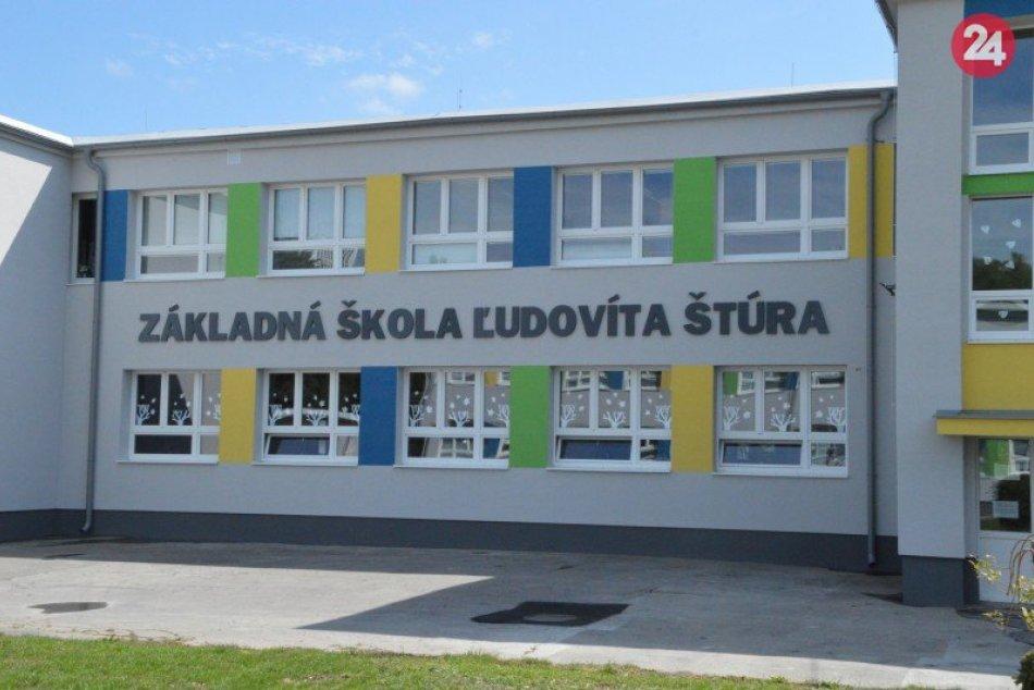 Základná škola Ľ. Štúra v Šali