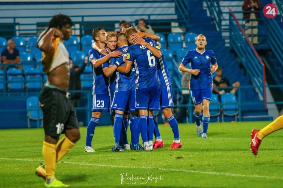 FC Nitra - FK Pohronie 3:1