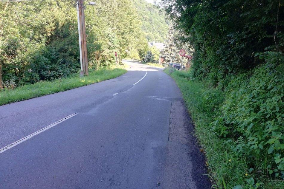 OBRAZOM: Na Kostiviarskej ceste dlhodobo chýba chodník a priechody pre chodcov