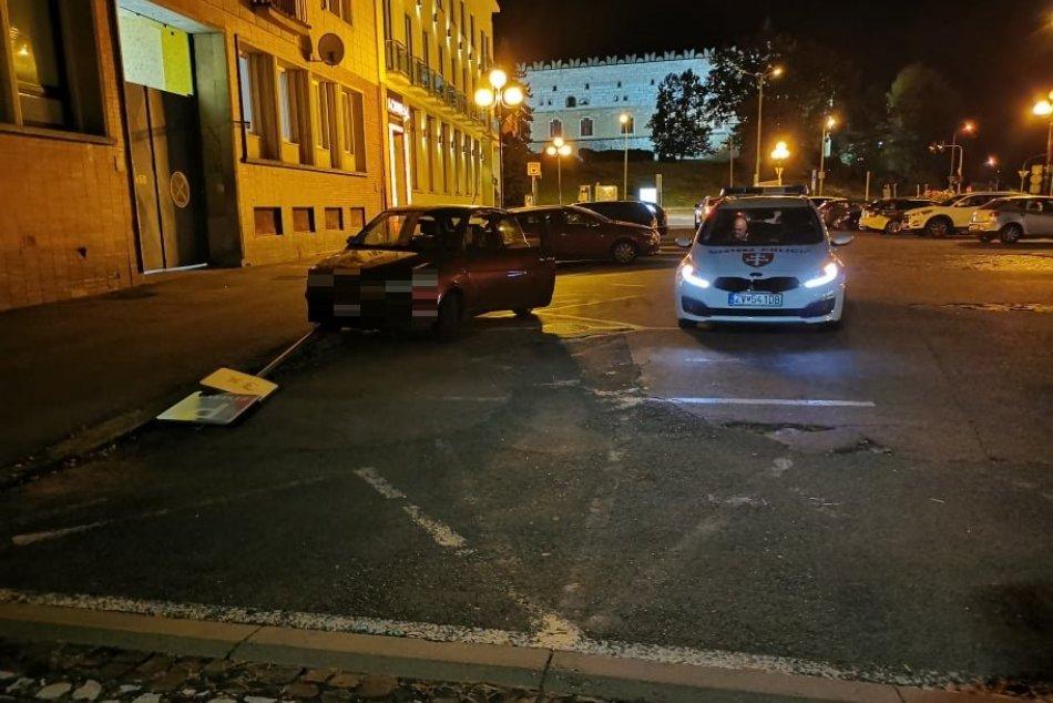 V OBRAZOCH: Vodička nafúkala viac ako 2 promile