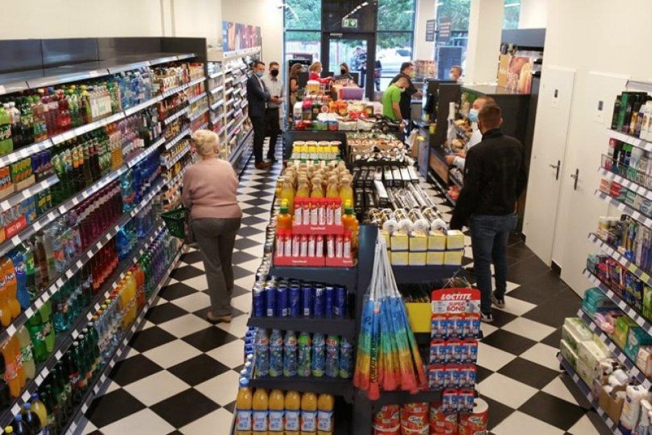 Žabka otvára prvý obchod v Bratislave
