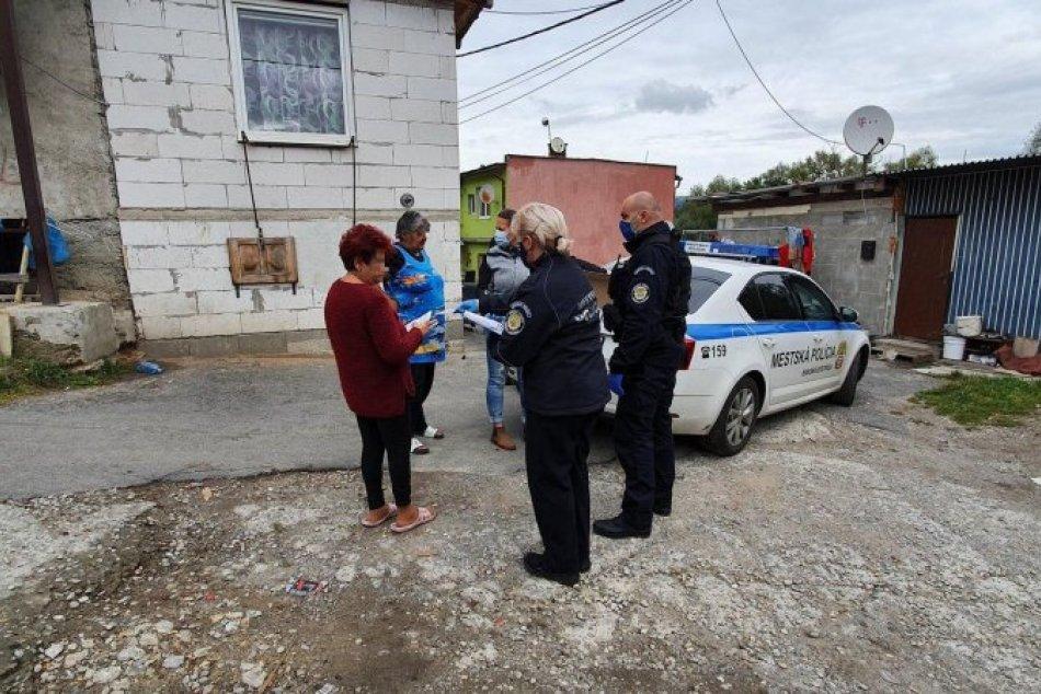 V OBRAZOCH: Prevencia v bystrických rómskych osadách